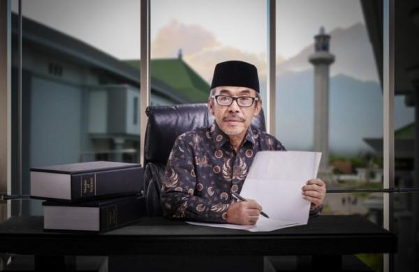 Ketua Senat UIN Maliki Malang,Prof Dr HA Muhtadi Ridwan MAg (istimewa)