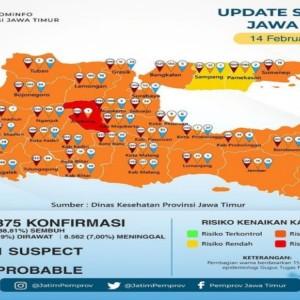 IDI Sebut Lonjakan Pasien Covid-19 di Jombang Tidak Lazim