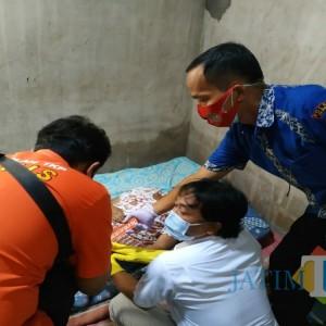 Penjual Rujak di Tulungagung Ini Ditemukan Meninggal Posisi Sujud
