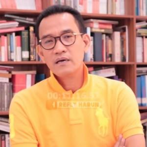 Refly Harun Kulik Keterlibatan Fadjroel Rachman di GAR ITB, Pelapor Din Syamsudin