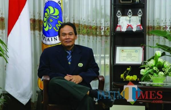 Rektor Universitas Negeri Malang (UM) Prof AH Rofi'uddin (doc MalangTIMES)