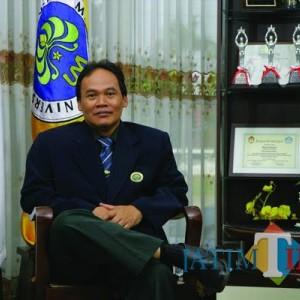 Ini Harapan Rektor UM kepada Rektor UIN Malang Prof Haris