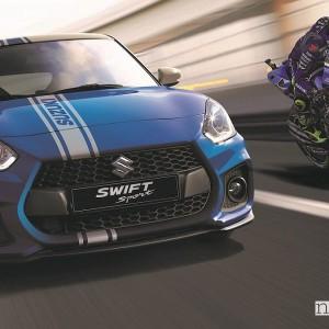 Hanya Ada 7 Unit di Seluruh Dunia, Tampang Suzuki Swift Sport World Champion Bikin Ngiler