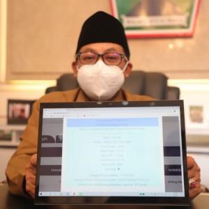 Wali Kota Malang Sutiaji Ajak Masyarakat Tertib Lapor SPT Pajak Pakai e-Filling