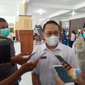 Vaksinasi Nakes Lansia di Kota Kediri Masih dalam Pendataan