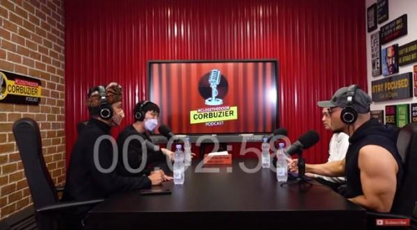 Debat Deddy Corbuzier soal prokes di televisi (Foto: YouTube Deddy Corbuzier)