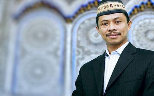 Imam besar Islamic Center of New York, Muhammad Shamsi Ali (Foto: Okezone Muslim)