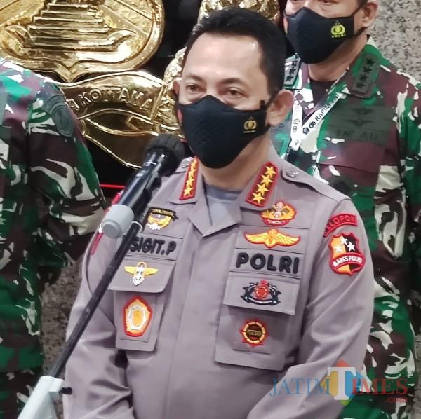 Kapolri Jenderal Listyo Sigit
