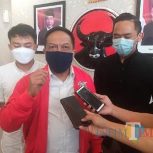 Menang di MK, PDI Perjuangan Surabaya Berharap Eri dan Armuji Segera Dilantik