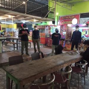 Pengawasan PPKM Mikro di Kota Kediri Libatkan RT, RW Hingga Karang Taruna