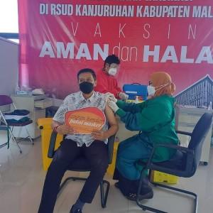 Pemkab Malang Bakal Libatkan Wartawan saat Vaksinasi Prioritas Kedua