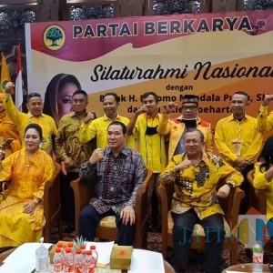 Tommy Soeharto Menang PTUN, DPD Partai Berkarya Jember Langsung Konsolidasi