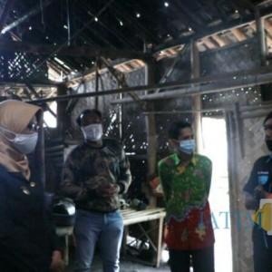 Wabup Lumajang Kunjungi Muadzin Tuna Netra Di Desa Karanglo Kunir
