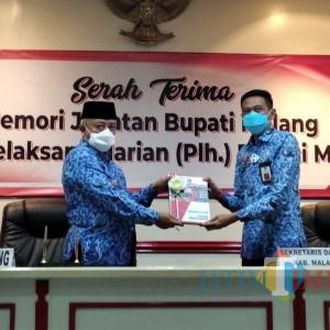 """Tiga Jabatan Strategis di Pemkab Malang """"Resmi"""" Diamanahkan kepada Wahyu Hidayat"""