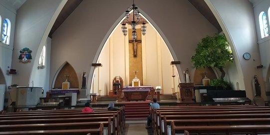 Gereja Katedral Malang - Paroki Santa Perawan Maria Dari Gunung Karmel Ijen (Foto: Internet)