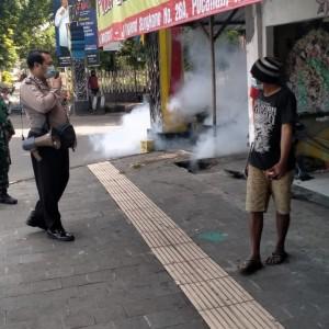 Marak Chikungunya,  Pemkot Kediri Aktif  Fogging, Warga Diimbau Waspada