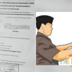 Diwarnai Protes, Pelantikan Perangkat Desa di Sambirobyong Tetap Dilaksanakan Besok