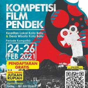 Ayo Buruan Daftar, Disparta Kota Batu Gelar Kompetisi Film Pendek, Hadiahnya Jutaan Rupiah!