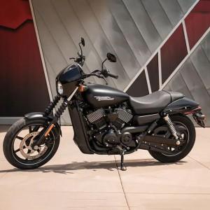 Makin Keren! Harley-Davidson Patenkan Mesin V-Twin Supercharged