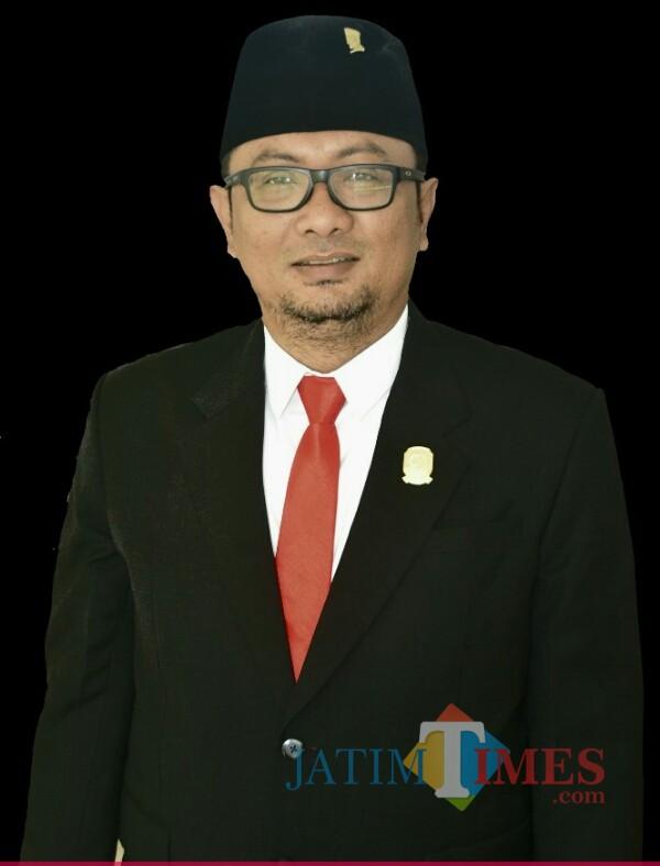 I Made Cahyana Negara, Ketua DPC PDI Perjuangan kabupaten Banyuwangi Nurhadi Banyuwangi Jatim Times