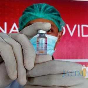 Dinkes Buka Pendaftaran Vaksinasi Tahap II