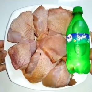Viral, Rebus Ayam dengan Kuah Sprite, Rasanya Dijamin Lezat