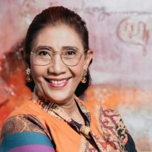 Dituding Sewa Stasiun TV, Susi Pudjiastuti: Cukup untuk Dapur dan Bayar Sekolah Cucu