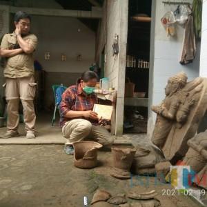 Temuan Arca Siwa-Parwati, BPCB Jatim: Bisa Jadi Bangunan Candi