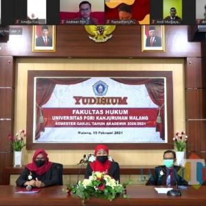 Dibekali Kompetensi Mumpuni, Para Lulusan Fakultas Hukum Unikama Siap Hadapi Persaingan