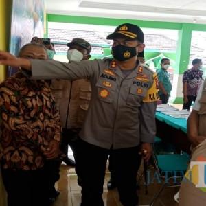 Tekan Persebaran Covid-19, 175 Kampung Tangguh di Jombang Dimaksimalkan