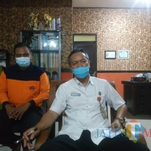 Satgas Sterilisasi 4 Lokasi di Kecamatan Lenteng Sumenep karena Positif Covid-19