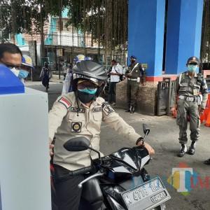 E-Parking Sukses Sumbang Pendapatan, Sutiaji Optimistis PAD Kota Malang Tembus Rp 2 Triliun