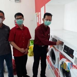 Bisnis Laundry Berkembang Pesat saat Pandemi Covid-19