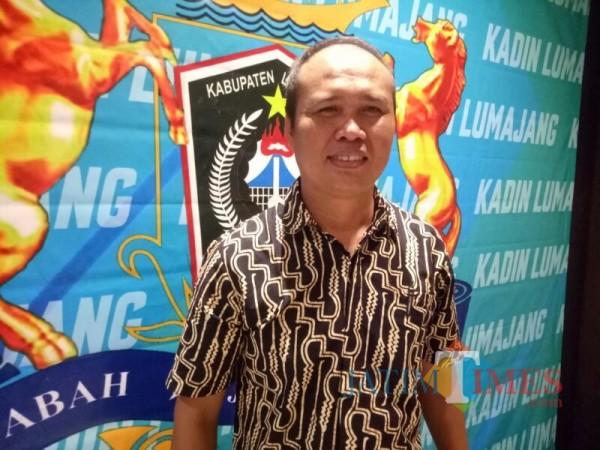 DR. Edi Purwanto, STP, MM. Wakil Ketua KADIN Jawa Timur (Foto : Moch. R. Abdul Fatah / Jatim TIMES)