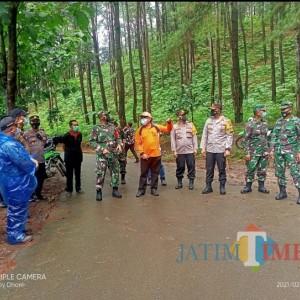 Waspada Tanah Longsor, Forkopimda Ngawi Mitigasi Bencana
