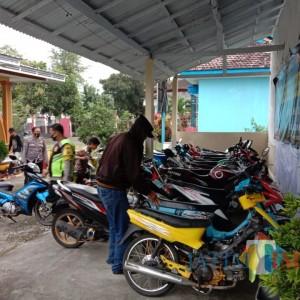 Balapan di Jalan Desa, Puluhan Bocah Bau Kencur  Diamankan Polisi