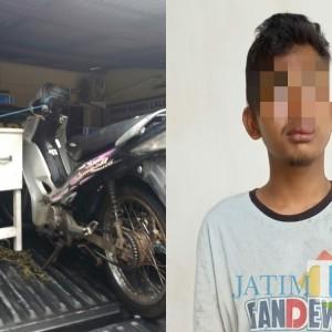 Kuras Kotak Amal buat Bayar Kos, Pemuda Asal Blitar Ditangkap Warga