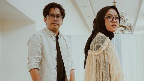 Nissa Sabyan dan Ayus (Foto: Tribunnews)