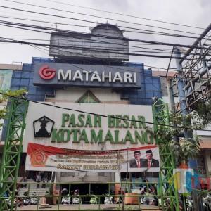 Bertahun-Tahun Mangkrak, Pasar Besar Kota Malang akan Dibangun Tahun Depan