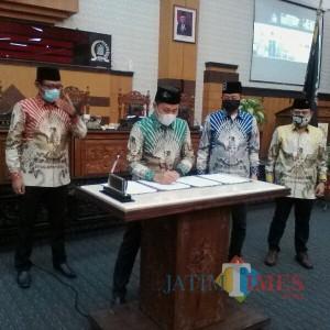 DPRD Banyuwangi Usulkan Pelantikan Bupati-Wakil Bupati Terpilih ke Mendagri