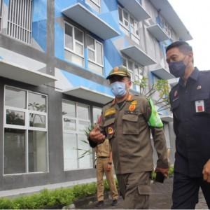 Lanjutkan Pembangunan RS Lapangan Covid-19, Pemkab Malang Jalin Komunikasi dengan Pemprov