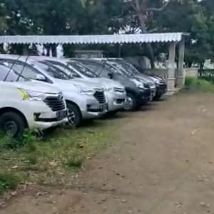 Viral Puluhan Mobil Disita Polsek Tumpang, Diduga Hasil Penggelapan