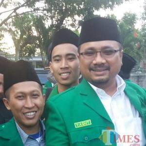 Jelang Konfercab Ansor Surabaya, Abdul Holil Siap Tantang Petahana