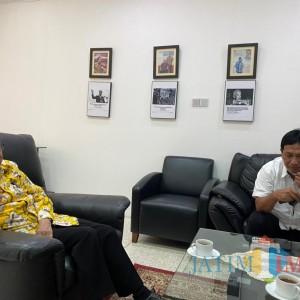Akbar Tandjung: Pengalaman Azis Samsyuddin Bisa Besarkan Kosgoro untuk Kemenangan  Golkar