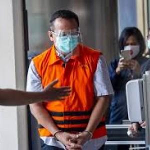 Terjerat Kasus Korupsi Benur, Edhy Prabowo Siap Dihukum Mati