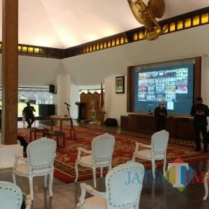 Pemkab Banyuwangi Gelar Gladi Pelantikan Bupati-Wakil Bupati Banyuwangi 2021-2024