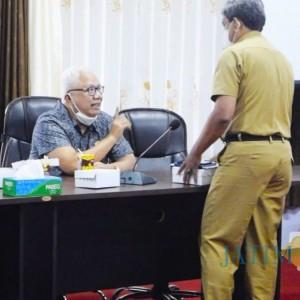 Komisi I DPRD Trenggalek Ragukan Perencanaan OPD Terkait Refocusing Anggaran Covid