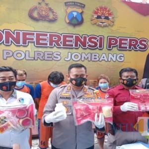 Kronologis Terbongkarnya Bisnis Sabu Keluarga di Jombang yang Beromzet Rp 1 Miliar