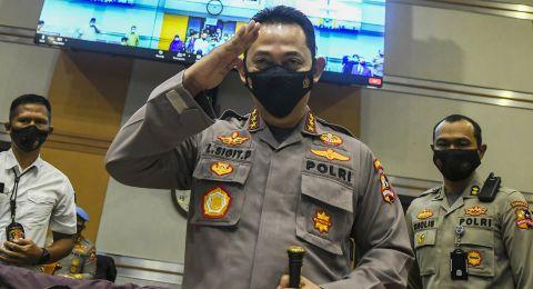 Kepala Kepolisian Republik Indonesia (RI) Jenderal Listyo Sigit Prabowo (Foto: Istimewa)