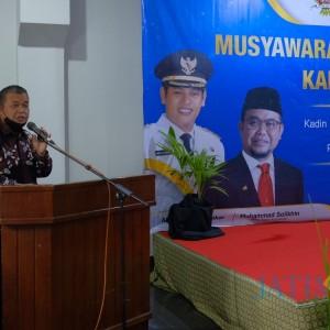Solikhin Terpilih lagi sebagai Ketua Kadin Kota Kediri